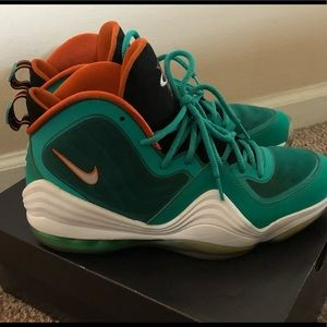 Air Penny 5 , Miami Dolphins